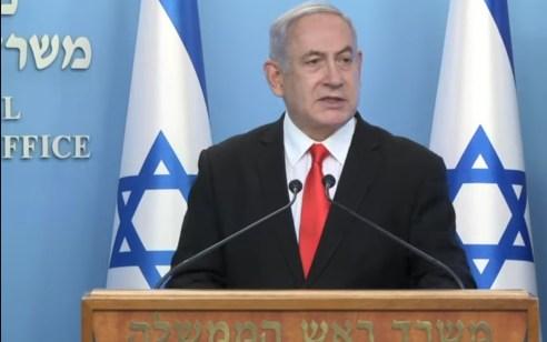 """נתניהו יכנס בשעה 10:00 דיון בנושא """"הידוק ההגבלות על התנועות ומרקם החיים בישראל"""""""