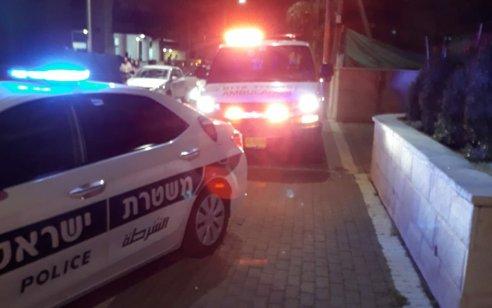 שני גברים בני 50 ו-30 נורו ברחוב בעפולה, מצבם קשה ובינוני