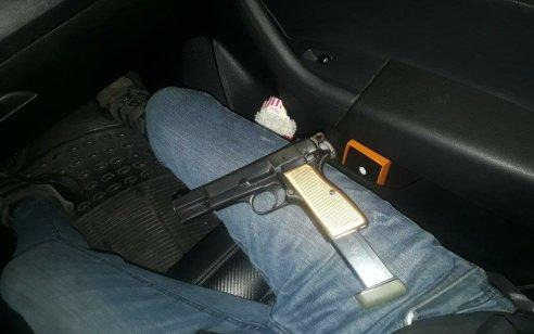 הוגש כתב אישום נגד תושב אום אל פחם בחשד לירי ואחזקת נשק לאחר שבטלפון הנייד נמצאו תמונות מפלילות
