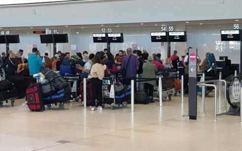 משרד החוץ: טיסת חילוץ מחזירה עכשיו ישראלים מאוסטרליה וניו זילנד