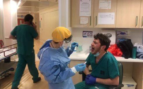 שמונה עובדים בהדסה אובחנו כחולים בקורונה לאחר שהוחלט לבדוק את אנשי הצוות