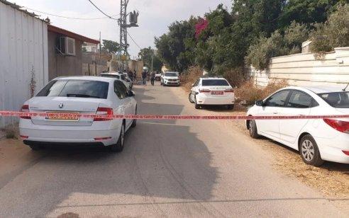 חשד לרצח בלוד: גבר כבן 70 נהרג ואישה בת 60 נפצעה קשה – חשוד נעצר