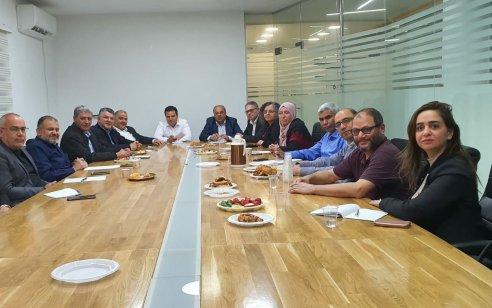 מרתיח: ראש הועדה של משפחות נפגעי הטרור – חבר הרשימה הערבית