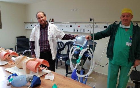 משרד הבריאות חשף: יש בישראל רק 1,437 מכשירי הנשמה פנויים