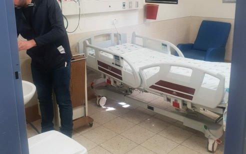 """מוות שישי מהקורונה: בת 91 שהיתה מונשמת במצב אנוש בביה""""ח וולפסון"""