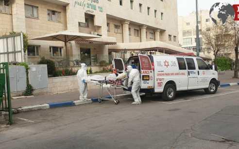 האם עוד טרגדיה בבית אבות תתפתח בירושלים? משרד הבריאות ענה בשלילה לבדוק את הדיירים