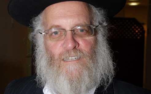 הרב אברהם מרדכי ברקוביץ בן 68 מחסידי גור בני ברק נפטר מנגיף הקורונה