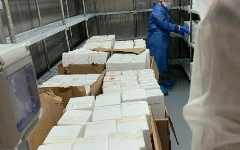 משרד הבריאות חתמו הסכם עם מכון ויצמן – המעבדה תערוך כ-1000 בדיקות קורונה ביום
