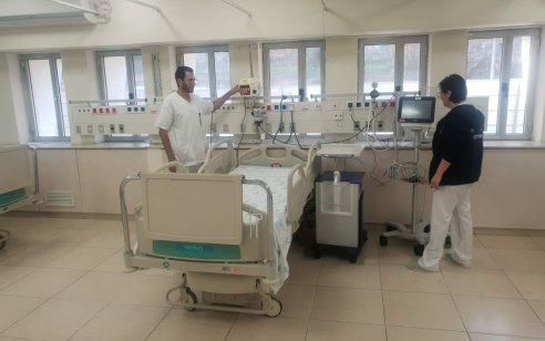 אחרי 29 ימים שהיה מונשם ומורדם: שב להכרה חולה קורונה בן 45 שאושפז ללא מחלות רקע