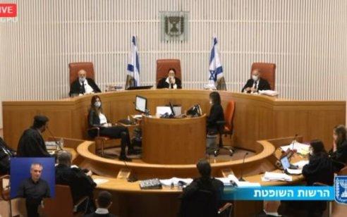 """בהרכב 11 שופטים: בג""""ץ ידון בעתירה נגד כהונת נתניהו וההסכם הקואליציוני ביום ראשון"""