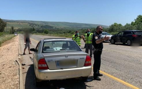 תשעה פצועים, בהם שלושה במצב קשה, בתאונה בגליל העליון