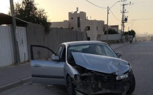 בן 13 שנהג ברכב בשגב שלום נמלט לאחר תאונה – אחרי סריקות אותר ונעצר