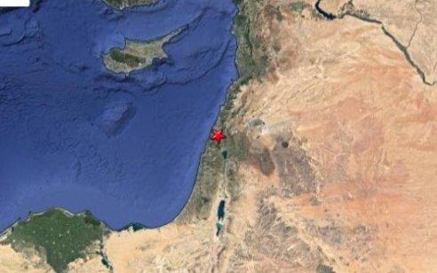 רעידת אדמה בעוצמה 3.5 הורגשה הבוקר בצפון