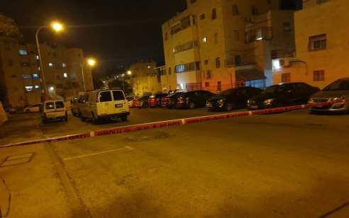 רימון הלם הושלך לעבר ביתו של עבריין בשכונת רמות בירושלים