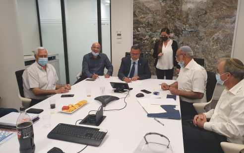 בשורה היסטורית בירושלים: נחתם הסכם להקמת מעלית מהרובע היהודי למפלס הכותל המערבי