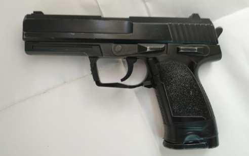 תושב קרית מוצקין נעצר בחשד שאיים על בת זוגו לשעבר באמצעות אקדח אוויר