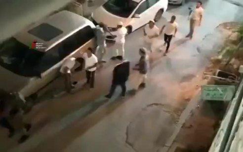 התקרית בחברון: שני חשודים נוספים נעצרו הלילה בחשד לתקיפה – שישה נוספים נעצרו בחשד שיידו אבנים לעבר רכבים