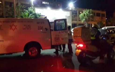 חשד לניסיון חיסול באשדוד: גבר כבן 60 נמצא בחנייה בבניין בעיר עם פציעות ירי קשות