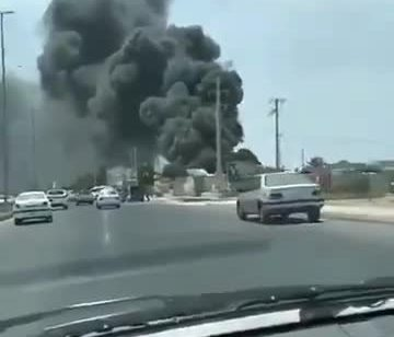 דיווח באיראן: פיצוץ בתחנת כוח במחוז אספהאן – לא דווח על נפגעים