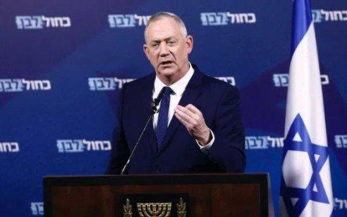 """גנץ על האלימות נגד המפגינים בת״א: """"תוקפי המפגינים חייבים להיתפס ולהיענש – אף אחד לא ישתיק מחאות בישראל"""""""