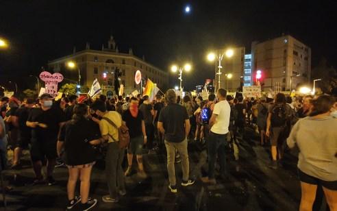 """נתניהו על ההפגנות נגדו: """"ניסיון לרמוס את הדמוקרטיה בשם הדמוקרטיה"""""""