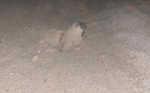 """בעקבות תקלה: טיל צה""""ל נפל באמצע קיבוץ בעוטף – אין נפגעים"""
