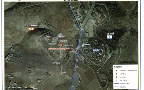 """השגריר ארדן בתלונה חריפה למועצת הביטחון: """"התקפות הטרור של חיזבאללה ידרדרו את האזור להסלמה"""""""