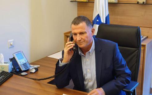 """ישראל ואיחוד האמירויות בהודעה רשמית משותפת: """"שיתוף פעולה בנושא הבריאות באופן מיידי"""""""