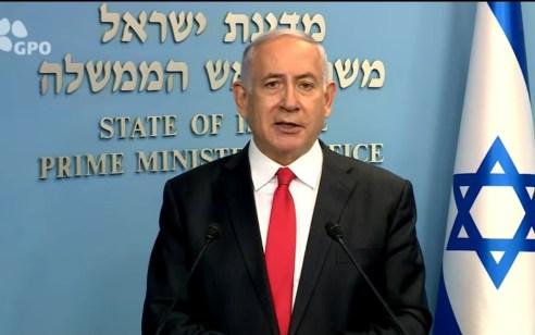 נתניהו: ״רואים בחומרה את הירי של חזבאללה, מציע להם לא לנסות את כוח המחץ של ישראל״