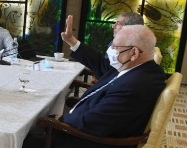 נשיא המדינה על הירי לשדרות: ״לא נעמוד מנגד שבזמן שחמאס משתולל – דליקות, רקטות ובלוני נפץ לא יהפכו לשגרה״