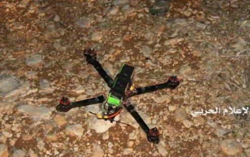 במהלך הלילה הופל רחפן שחדר לשטח ישראל באזור החרמון במרחב הגבול עם לבנון