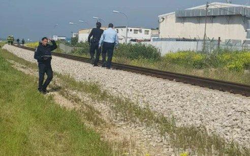 הולך רגל כבן 60 נפגע מהרכבת בתחנת הרכבת בחיפה – מצבו קשה