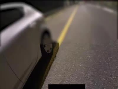 השוטרים במחסום הופתעו: זוג תושבי נהריה חלו בקורונה – ויצאו לנסיעה ברכבם | צפו