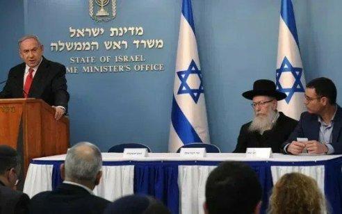 """ליצמן תוקף: """"ההחלטה להטיל סגר – חלק מתוכנית סדורה להביא לסגירת בתי הכנסת בחגים"""""""