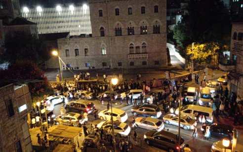 מהומות בירושלים ומודיעין עילית: 24 חשודים נעצרו, בן 11 וארבעה שוטרים נפצעו