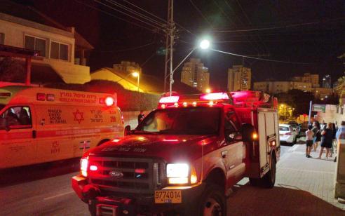 גבר בן 73 נספה בשריפה שפרצה בדירתו בבאר שבע