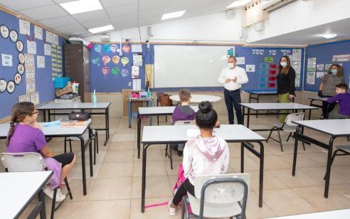 אחרי הביקורת: משרד החינוך שינה את מתווה החזרה ללימודים