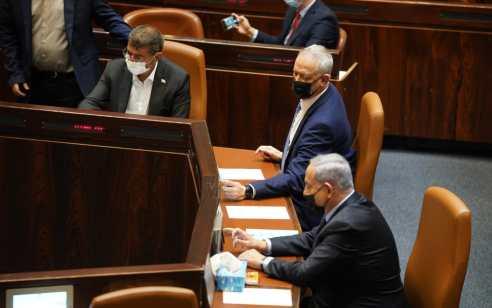 הכנסת אישרה את ההסכם עם בחריין: 62 הצביעו בעד, 14 התנגדו