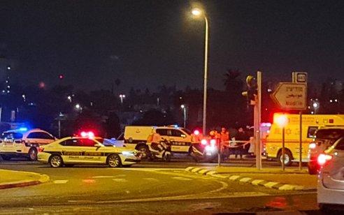 חשד לרצח: גבר כבן 45 נורה למוות סמוך לצומת גינתון