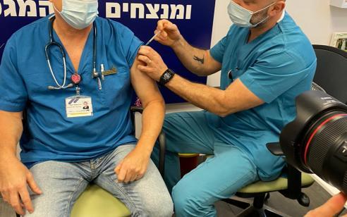 """מנכ""""ל ביה""""ח אסותא אשדוד: """"תוך ימים נהיה בין בתי החולים המחוסנים בישראל והבטוחים ביותר"""""""