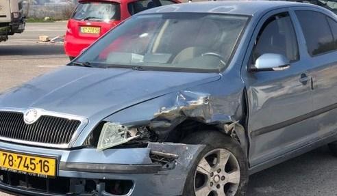 """תקרית חמורה ליד רמאללה: איש שב""""כ ירה בטעות על רכב של יהודי – בנס אין נפגעים"""
