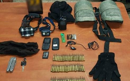 שלושה תושבי העיירה אידנא נעצרו בחשד לחדירה לבסיס צבאי בדרום וגניבת תחמושת