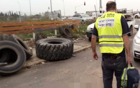 פועל בן 49 נהרג בתאונת עבודה באזור התעשייה מגדל תפן שבגליל
