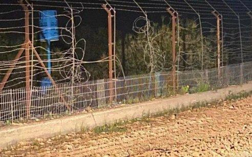 תצפיות צה״ל זיהו חשודים שהתקרבו לגדר הגבול בין ישראל ללבנון – אחד מהם חצה וברח