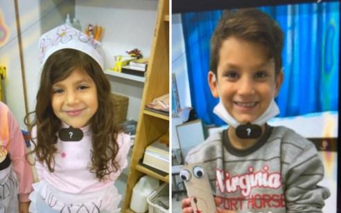 אחרי חיפושים: אותרו אח ואחות בני 6 ו-8 שנעלמו משעות הבוקר באזור אשדוד