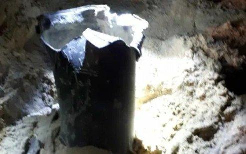 רקטה נורתה לעבר ישראל מצפון מעזה והתפוצצה בשטח פתוח