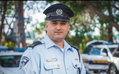 שוטר בן 46 התמוטט הבוקר במהלך מרדף אחר פורץ באזור המושב נווה ירק – ונפטר