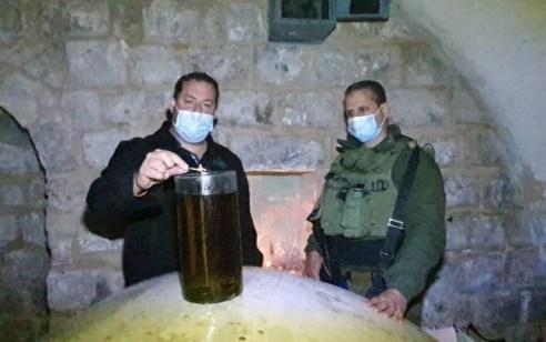 בשל הקורונה: כניסה מצומצמת הלילה לקבר יוסף