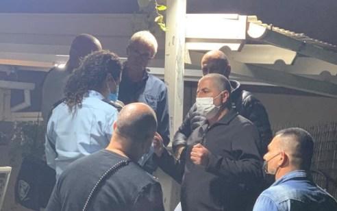 רימון הושלך לעבר ביתו של עובד עיריית נהריה – תושב העיר כבן 30 נעצר