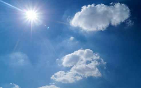 מעונן חלקית עם עלייה קלה בטמפרטורות – בשלישי: גשמים מלווים ברעמים   התחזית לשבוע הקרוב